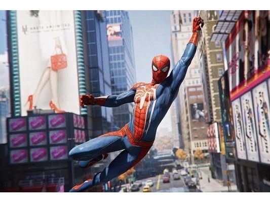 全新PS4大作《蜘蛛侠》2018年9月7日发售,抢先看10大升级
