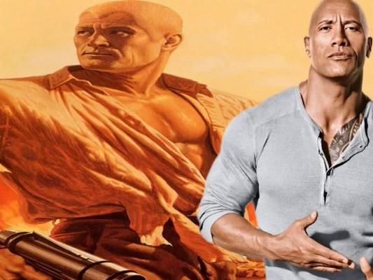 《神奇队长》正式定名为《沙赞Shazam》,巨石强森出演大反派