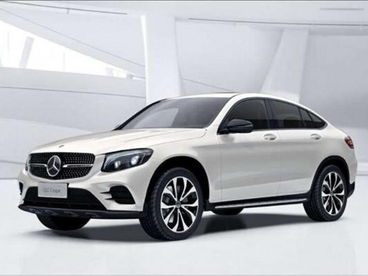 2019款奔驰GLC Coupe升级上市,配置提升价格略微下调