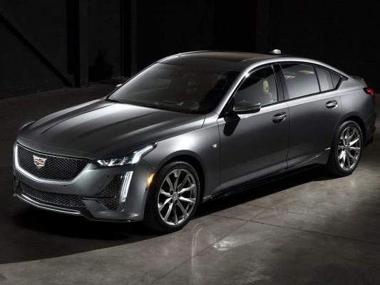 凯迪拉克CT5意图打造高性能运动轿车新标杆