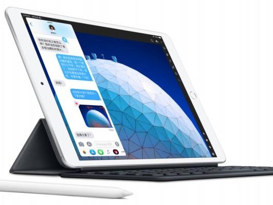 苹果发布全新iPad mini 5和iPad Air,没有全面屏令人遗憾