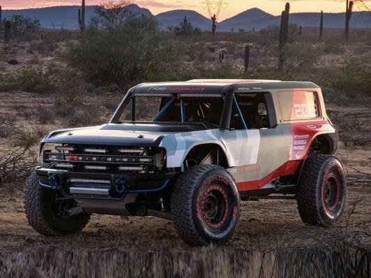 福特Bronco,硬朗帅气超牧马人