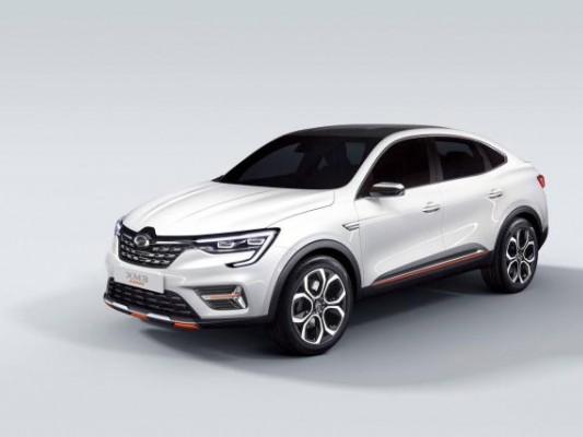 三星启动造车计划,推出三星XM3轿跑车型